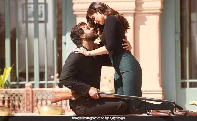 अजय देवगन की 'बादशाहो' का नया ट्रेलर रिलीज, एक्शन से भरपूर है फिल्म