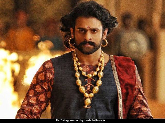 Prabhas Is The 'New Blockbuster King,' Says This Actress