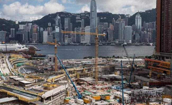 Backlash In Hong Kong Over China Rail Link