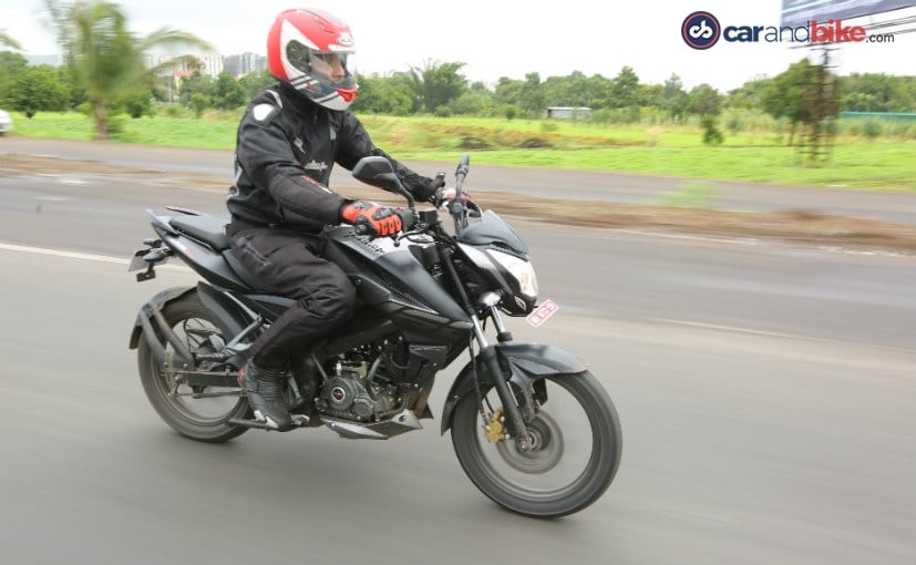 Bajaj Pulsar NS160 First Ride Review
