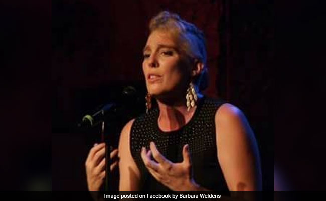 French Singer, Barbara Weldens Dies While Performing on Stage
