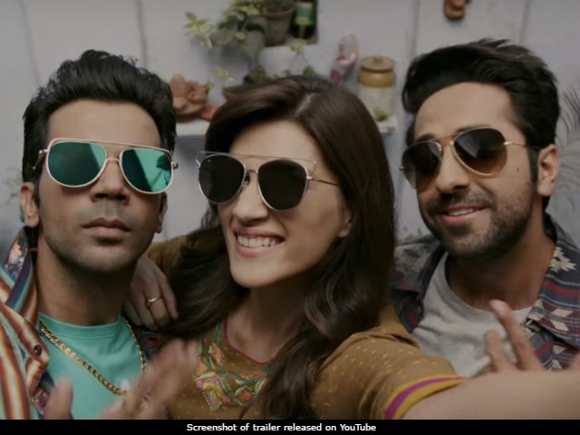Bareilly Ki Barfi Trailer: Rajkummar Rao Side-Lines Ayushmann Khurrana But That's The Least Of Kriti Sanon's Worries