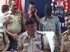 Uttar Pradesh Man Worked For Lashkar In Kashmir, Became Hardcore Terrorist: Cops