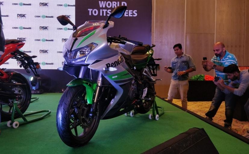 The Benelli 302R is priced at Rs. 3.70 lakh (ex-showroom)