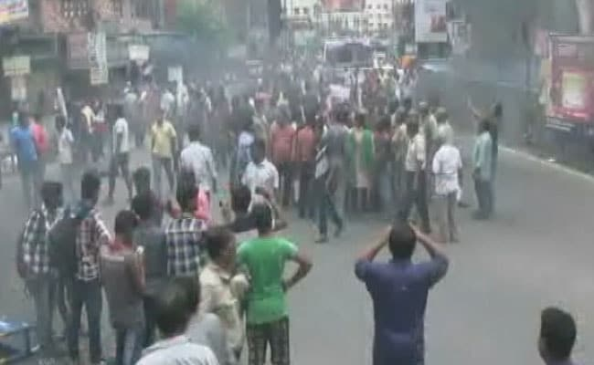 Congress, Left Front Hold Protests In Kolkata Against Panchayat Poll Violence