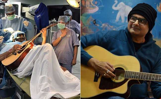 Bengaluru Surgeons Drilled Into Skull, He Played Guitar In Brain Surgery