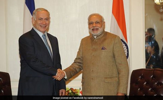 On Israel Trip, PM Modi Has Massive Drone, Missile Deals To Consider