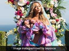 इंटरनेशनल पॉप स्टार बियोन्से ने दुनिया को पहली बार दिखाई अपने बच्चों की झलक