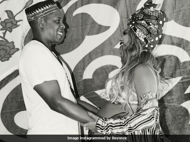 Beyonce And Jay Z Name Twins Rumi And Sir: Reports