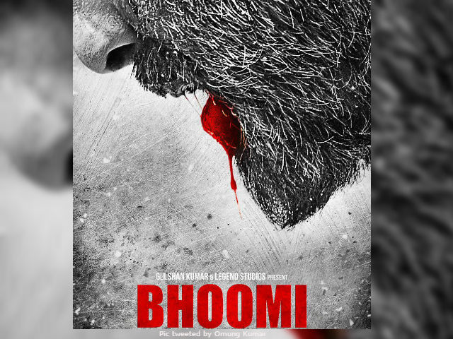 Bhoomi First Poster: Sanjay Dutt, What A Comeback