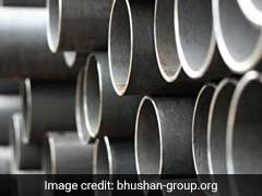 Bhushan Steel Shares Zoom 20% On Tata Steel, JSW Steel Takeover Bids
