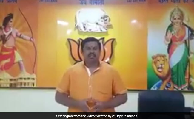 Amid Bengal Tension, BJP Legislator Invokes Gujarat Riots In Hate Speech