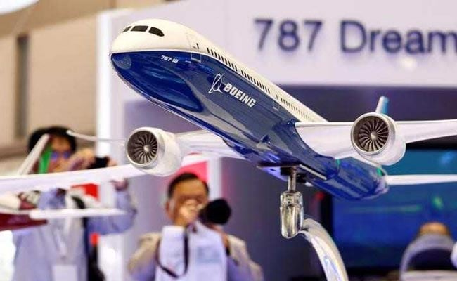 Boeing Signs Deal To Sell 300 Planes Worth $37 Billion To China