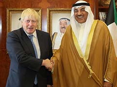 UK Foreign Minister Boris Johnson Urges Arab States To End Qatar Boycott