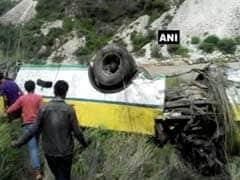 हिमाचल प्रदेश : रामपुर के पास बस खाईं में गिरी, 28 यात्रियों की मौत