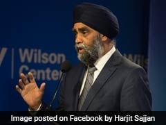 Canada's Defence Minister Filmed 'Littering,' Forced To Apologise