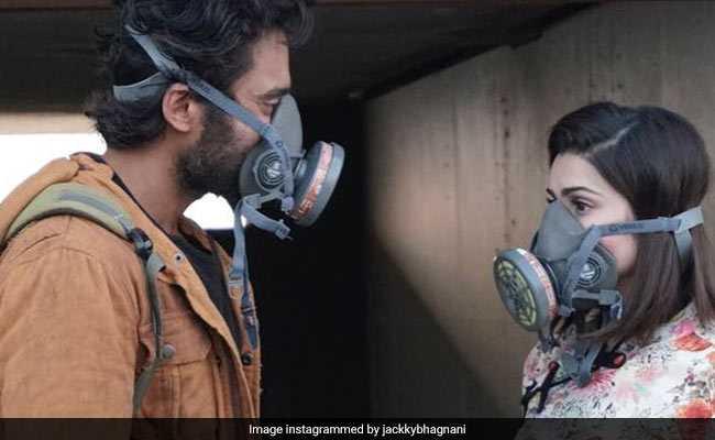 'कार्बन' को पहली हिंदी साइंस-फिक्शन फिल्म' बता रहे हैं जैकी भगनानी