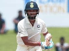 Highlights, India vs Sri Lanka, 1st Test, Day 1: Shikhar Dhawan, Cheteshwar Pujara Put India In Command vs Lanka