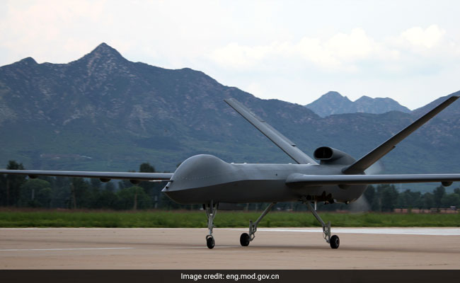 China Begins Production Of CH 5 Rainbow Military Drone That Rivals US MQ 9 Reaper