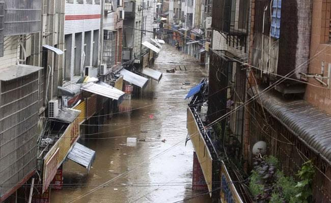 20 Killed, 8 Missing As Heavy Rain Trigger Flood In China