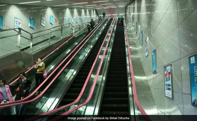 chinas deepest subway station facebook