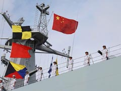 """India Keeping Constant Watch"": Government On China's Maritime Objective"