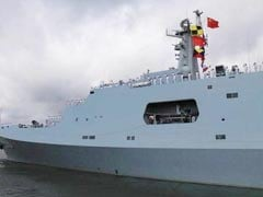 China Holds Live Drill Along Southeast Coast, Not Clear If Taiwan Was Aim