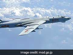 'Get Used To It' China Says As It Flies Bombers Near Japan