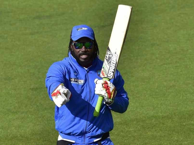 Chris Gayle to Take Field Against India in T20 Tie