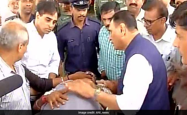 Bodies Of Amarnath Pilgrims Reach Gujarat, Rs 10 Lakh Compensation For Those Killed