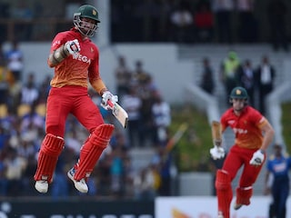 4th ODI: Craig Ervine Helps Zimbabwe Beat Sri Lanka By Four Wickets Via D/L Method, Level Series