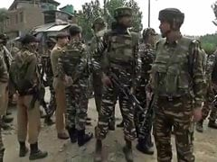 CRPF Officer Injured In Terrorist Attack In Jammu And Kashmir