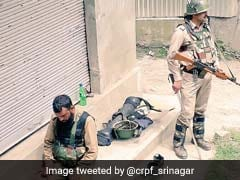 'Brothers-In-Arms For Peace': CRPF Shares An Image With A Strong Message