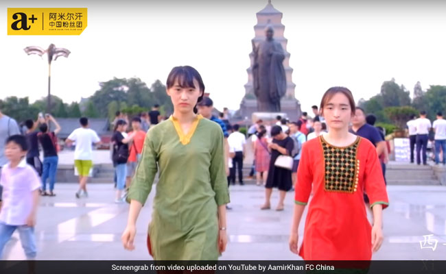 Aamir Khan's 'Dangal' Gets A Musical Tribute... All The Way From China