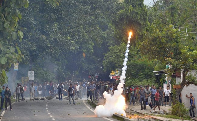 Darjeeling Tense But Incident-Free On 48th Day Of Shutdown