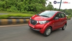 Datsun redi-GO 1.0L: Price Expectation In India