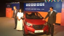 Datsun redi-GO 1.0L Launched In India; Prices Start At Rs. 3.57 Lakh