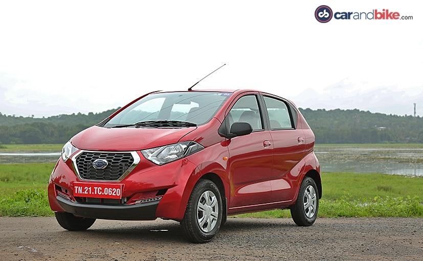Datsun redi-GO 1 0L Review - NDTV CarAndBike