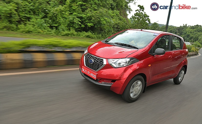Datsun redi-GO 1-Litre Variant: All You Need To Know