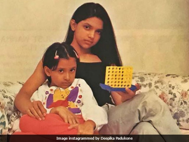 Deepika Padukone's Gives A Glimpse of Her Room When She was 12. Ranveer Singh's Reaction Is Ours