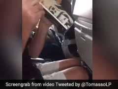Watch: Passengers Soaked As Ceiling Leaks During Delta Flight