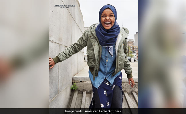 American Store's Decision To Sell Denim Hijabs Has Divided The Internet