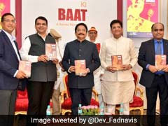 Chief Minister Devendra Fadnavis, Governor Launch Book On 'Mann Ki Baat'