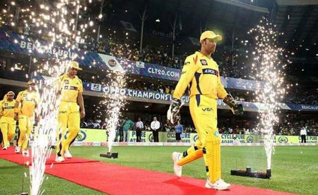 महेंद्र सिंह धोनी ने अपने ही अंदाज में किया चेन्नई सुपरकिंग्स टीम के आईपीएल में वापसी का स्वागत