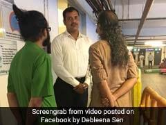 Calls To Boycott Kolkata Mall That 'Denied' Entry To <i>Dhoti</i>-Clad Man