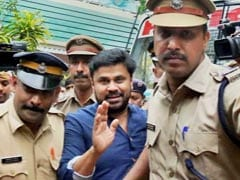 Malayalam Actor Dileep Sent To 14 Days' Custody In Actress' Kidnapping Case