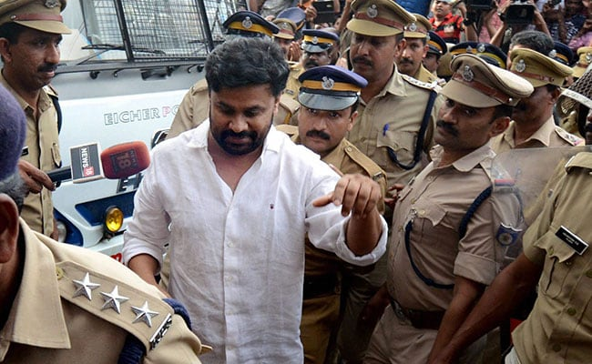 Malayalam Actor Dileep's Judicial Custody Extended, Fans Watch His New Film