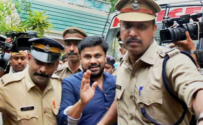 Actor Dileep Named In Kerala Abduction Case Chargesheet-8033