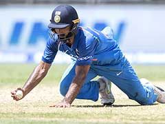 Dinesh Karthik Blames Dropped Catches For India's Loss To West Indies In One-Off T20I