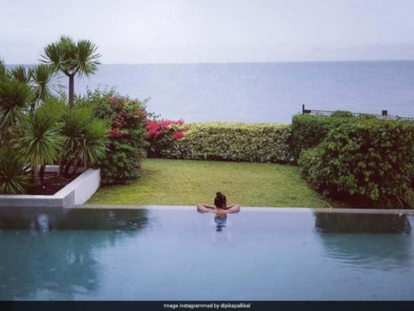Where Is That 'Private Pool' Dipika Pallikal? Even Hardik Pandya Wants To Know